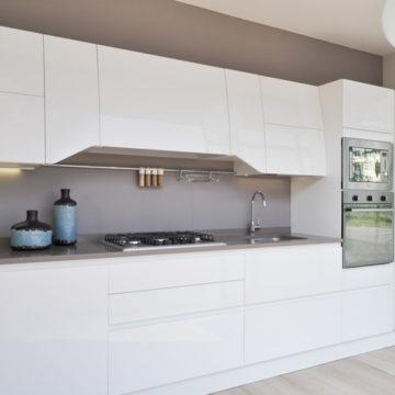 Cucina Scavolini modello Flux in Outlet