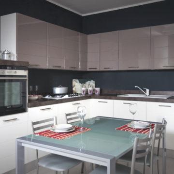 Cucina Scavolini modello Rainbow in Outlet