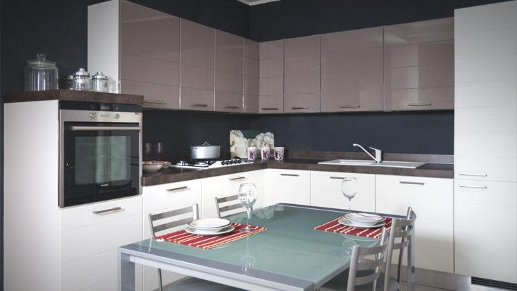Cucina Scavolini modello Rainbow completa di elettrodomestici in offerta