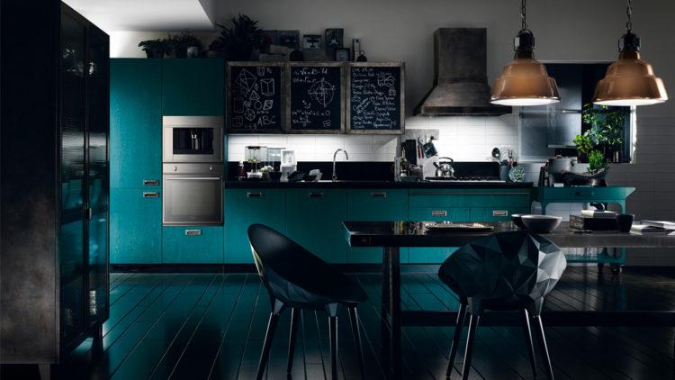 Cucina Scavolini Diesel social kitchen