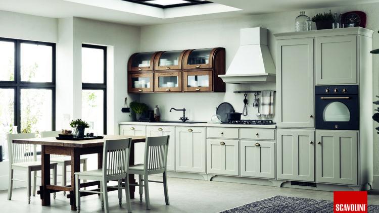 La cucina scavolini modello favilla lo trovi negli - Preventivo cucina scavolini ...