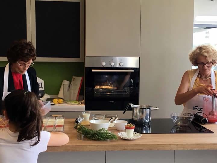 cucine scavolini - showcooking